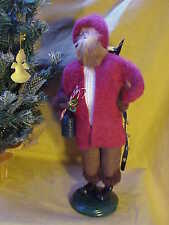 Byers Carolers The Belsnickel 20th Anniversary Edition with whip! Perfect! by11