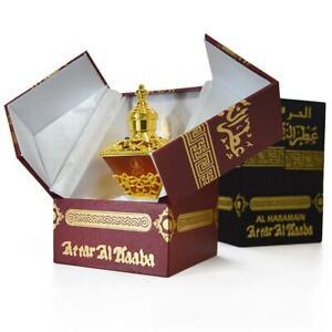 Attar Al Kaaba 25ml By Al Haramain Famous Oriental Spicy Sweet Perfume Oil Attar