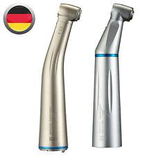 Dentale LED/Fiber Optic Low Speed Handpiece spruzzo interna contrangolo 1:1
