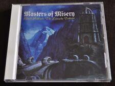 Masters Of Misery Black Sabbath Earache Tribute CD 1997 Earache Canada