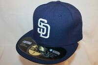 San Diego Padres Authentic Collection On-Field 59FIFTY New Era Cap Navy