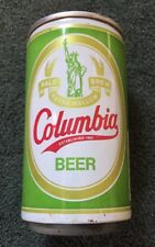 Columbia Pale Extra Mellow Brew B/o Can Carling National Breweries Illinois