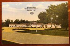Steven's Motel Mitchell South Dakota chrome The Best In Rest