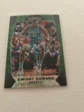 2017-18 PANINI PRIZM MOSAIC DWIGHT HOWARD GREEN REFRACTOR CHARLOTTE HORNETS