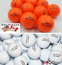 A99 Golf Ball Floater Water Range Orange or White Lot, 6pcs, 12pcs or 50pcs