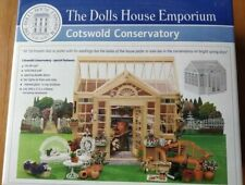 Dolls House Emporium Cotswold Conservatory Kit. Brand new in box  (£199.99 RRP)