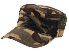 YOUTH Flying Eagle Army Military Cadet Camouflage Trucker Camo Cap Hat 52-56