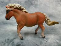 CollectA NIP * Shetland Pony - Chestnut * #88605 Model Horse Toy Figurine
