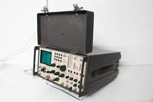 MOTOROLLA R2011D Communication Systems Analyser