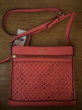 NWT Kate Spade Reidy Perri Lane Bubbles Peony Leather Crossbody WKRU2865