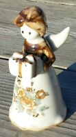 Vintage Ceramic Angel Bell