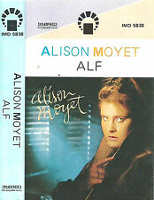 ALISON MOYET ALF IMPORT SAUDI CASSETTE  ALBUM IMD LABEL Electronic Synthpop