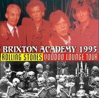 THE ROLLING STONES / BRIXTON ACADEMY 1995 2CD BRIXTON 1995 VOODOO