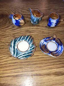 Vintage Porcelana Fina, Limoges Miniatures Lot of 5