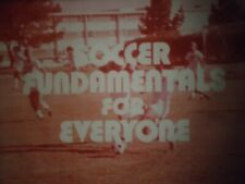 16mm  Soccer The Fundamentals for Everyone 400' Faded Color
