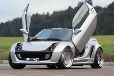 Smart Roadster 452 LSD door hinge kit Lambo Style Doors
