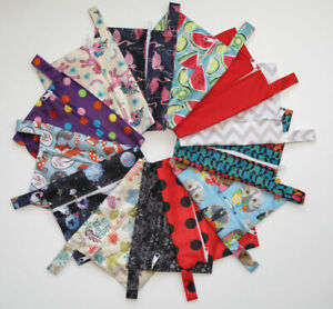Small Wet Bag for Reusable Breast Pads, Wipes, Cloth Pads, NEW DESIGNS FREE P&P!