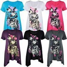 Polyester Short Sleeve Tunic, Kaftan Tops & Shirts for Women