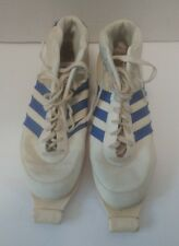 adidas lake placid Cross country ski boots shoes Made in France