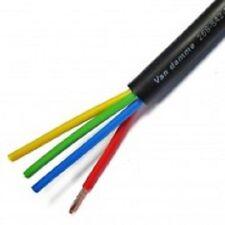 Van Damme Tour Grade Speaker Cable 4x2.5mm² (per metre)