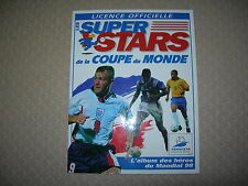 Les Superstars De La Coupe Du Monde 1998 - Keir Radnedge - Zidane, Deschamps...