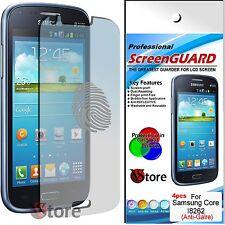 4 Pellicola Opaca Per Samsung Galaxy Core Duos I8262 Pellicole Proteggi Schermo