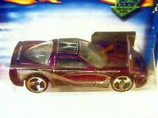2002 HOT WHEELS   - 1997  CORVETTE   -   1/64 - 3SP's