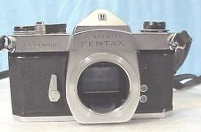 Vintage Honeywell Pentax Spotmatic 35mm SLR Camera Body (SN 1191279)
