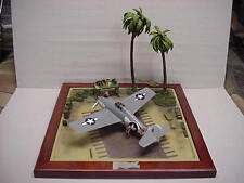 PACIFIC WWII ISLAND SCENE  AIR BASE AIRPLANE DIORAMA 1/35 GMP NEED TO LOOK