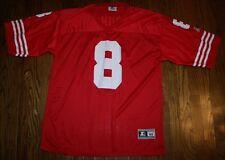 Vintage 1995 Steve Young San Francisco 49ers NFL Starter Jersey Men's XL 52 NEW