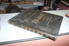 ATLAS TOPOGRAPHIQUE DE LA FRANCE 95 CARTES 1872 ADOLPHE JOANNE TBE+++++