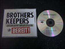 Brothers Keepers Xavier Naidoo Afrob/Bereit Promo/MCD
