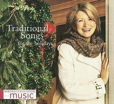 Martha Stewart Living Music CD Traditional Songs for the Holidays Christmas