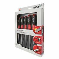 Wiha 6 Piece Slotted/Philips Screwdriver Set  - GERMANY BRAND