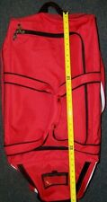 Team Baseball Bag Equipment Red Smi 360 Large New