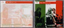 2 CD COLLECTOR 34T ITALY 1970 JOAN BAEZ/COCCIANTE/LUCIO DALLA/ANNA OXA/DRUPI...