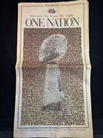 2006 Pittsburgh Post-Gazette Pittsburgh Steelers Super Bowl XL Newspaper