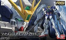 RG 1/144 XXXG-00W0 Wing Gundam Zero EW Gundam W Endless Waltz / Bandai