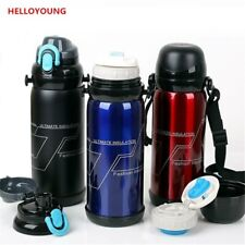 Stainless Steel Double Vacuum Bottle Multifunctional Portable Insulation Kettle