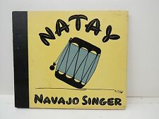 Naytay  -  Navajo Singer - Four 78 RPM Records