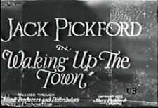 DVD Waking up the Town (James Cruze,1925) Jack Pickford,Norma Shearer