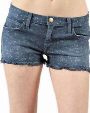 NWT CURRENT/ELLIOTT $168 26 runway blue jean cutoffs boyfriend shorts soft