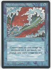 *MRM* FR salve elementaire bleue ( Blue Elemental Blast ) NM/ex MTG FBB
