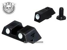 Glock OEM Night Sight Set Tritium 3 Dot for Glock 42 43 G42 G43 ONLY