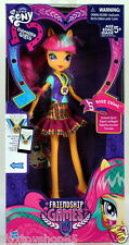 """2015 My Little Pony Equestria Girls SOUR SWEET Friendship Games 9"""" Doll"""