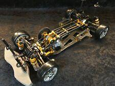Tamiya 1/10 R/C TA05-VDF Drift Chassis TA05VDF Gold Limited (84188)