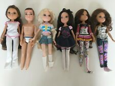 Moxie girlz dolls lot of 5 doll boy