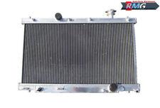 2Row Aluminum Radiator For 2002-2005 Honda Civic Si SiR 2.0L K20A3 2003 2004