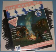 The Best of Zz Top 10 Legendary Texas Tales Vinyl Album Record Lp