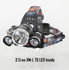 Cree Camping & Hiking Head Torches 2